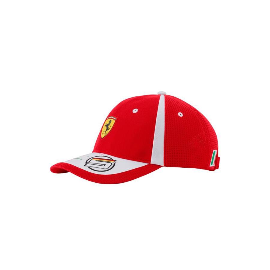 Cappellino Ferrari Puma Vettel F1  bc6865603ece