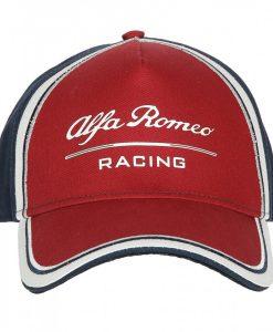 cap Alfa Romeo racing
