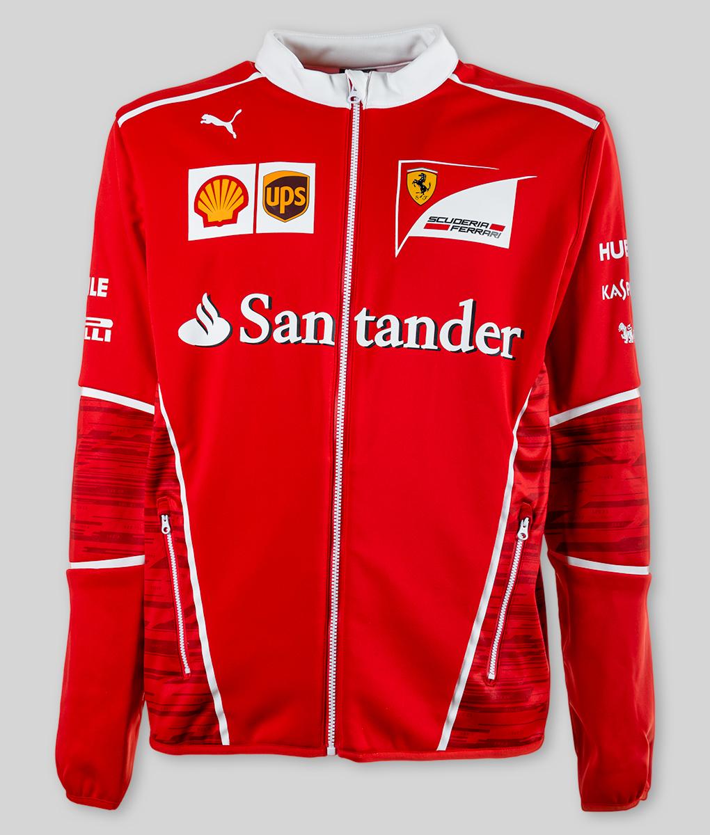 codice promozionale 92fed 292e8 Giacca uomo Scuderia Ferrari F1 Team 2017