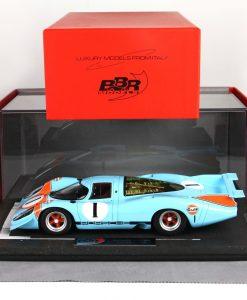 Porsche 917 Saloon 1969