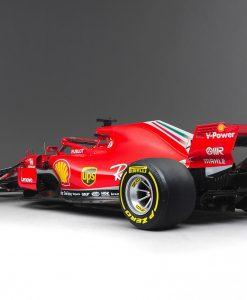Ferrari AmalgamSF71h Vettel 3