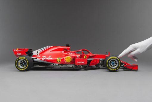 Ferrari AmalgamSF71h Vettel e scaled