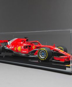Ferrari AmalgamSF71h Vettel in teca
