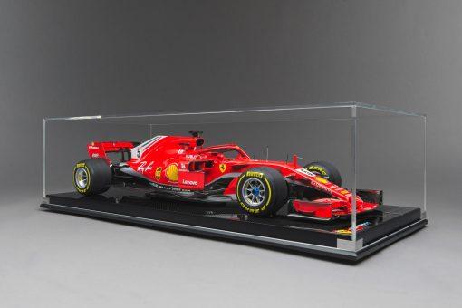 Ferrari AmalgamSF71h Vettel in teca scaled