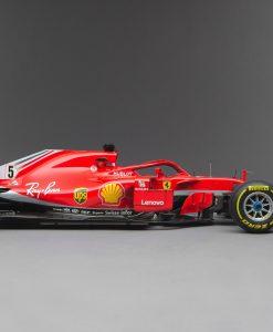 Ferrari AmalgamSF71h Vettel laterale