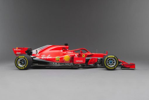 Ferrari AmalgamSF71h Vettel laterale scaled