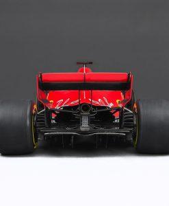 Ferrari AmalgamSF71h Vettel retro