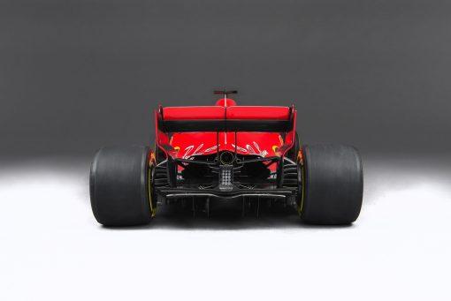 Ferrari AmalgamSF71h Vettel retro scaled