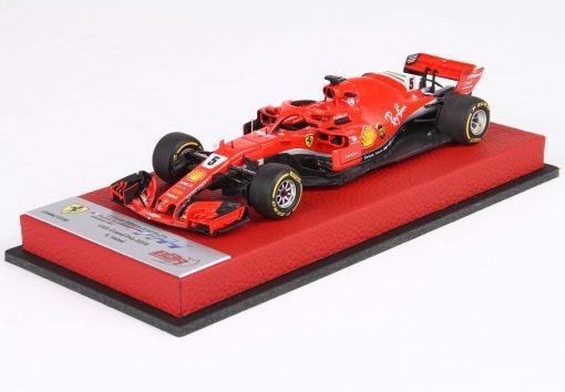 Ferrari SF71H GP USA Austin 2018 Vettel