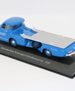 143 Mercedes Benz Rennwagen Schnelltransporter 1955 2