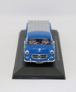 143 Mercedes Benz Rennwagen Schnelltransporter 1955 3