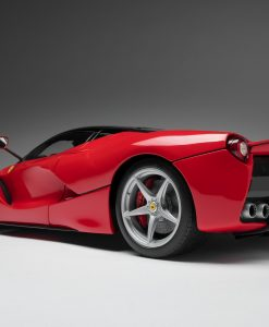 FERRARI LAFERRARI 2013 1 8 SCALE retro