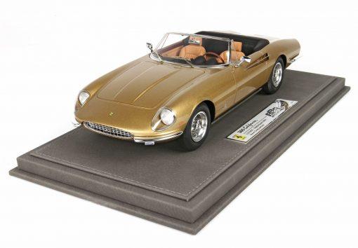 BBR 118 Ferrari 365 California Chassis SN 9631