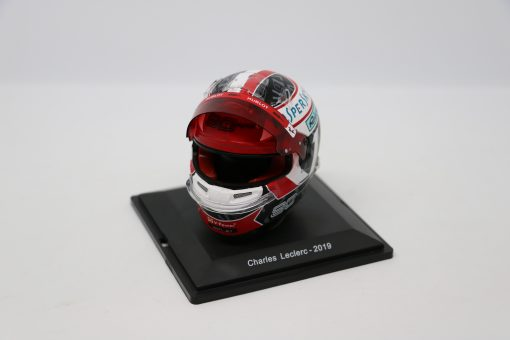 Spark 15 Mini Helmet Charles Leclerc 16 6 scaled