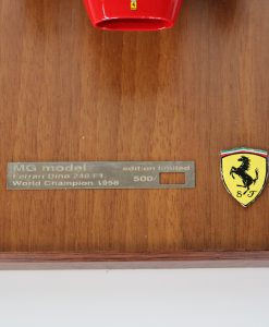 112 MG Models Ferrari Dino 246 F1 World Champion 1958 dettaglio