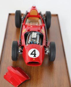 112 MG Models Ferrari Dino 246 F1 World Champion 1958 fronte