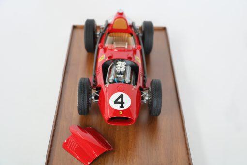 112 MG Models Ferrari Dino 246 F1 World Champion 1958 fronte scaled