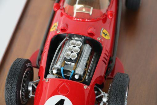 112 MG Models Ferrari Dino 246 F1 World Champion 1958 naked scaled