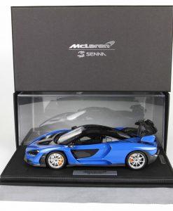 McLaren Senna 2018 Azura Blue 6