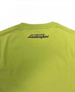 T SHIRT LAMBORGHINI VERDE 1