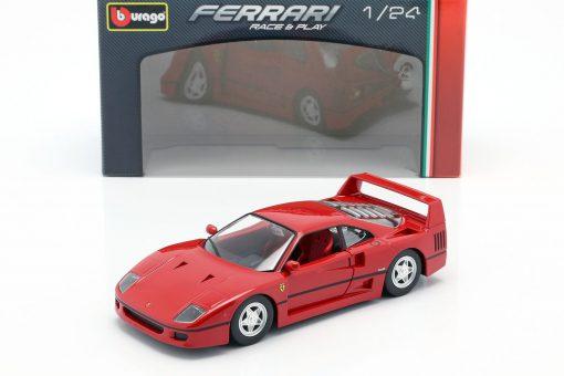 BBURAGO Ferrari F40 124 1987