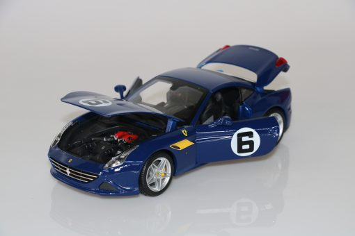 Bburago 118 Ferrari California T 70th Anniversary Collection 1 scaled