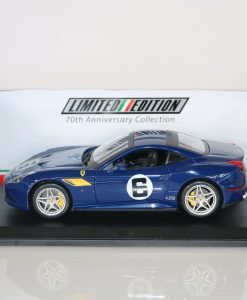 Bburago 118 Ferrari California T 70th Anniversary Collection 4