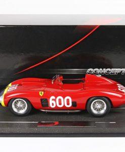BBR 118 Ferrari 290 MM 1956 Manuel Fangio BASE RACING lato