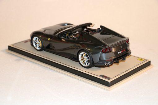 Mr Collection Models 118 Ferrari 812 GTS Grigio Limited Ed. 4 pcs 2