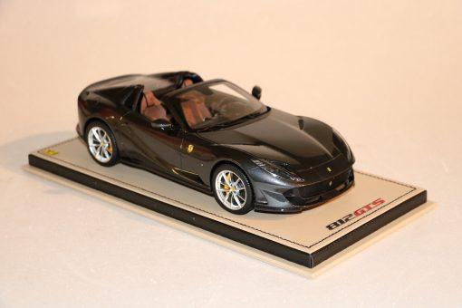 Mr Collection Models 118 Ferrari 812 GTS Grigio Limited Ed. 4 pcs 4