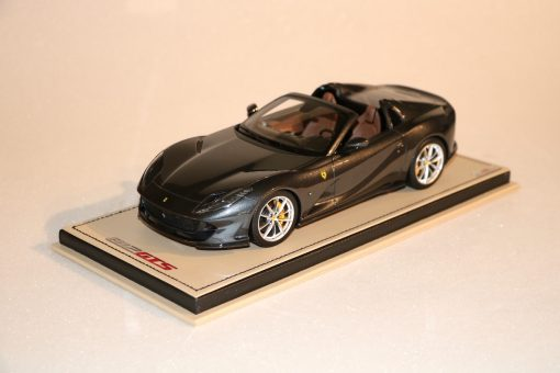 Mr Collection Models 118 Ferrari 812 GTS Grigio Limited Ed. 4 pcs