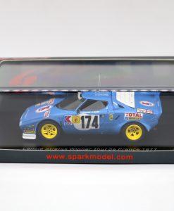 SPARK 143 Lancia Stratos Winner Tour de France 1977