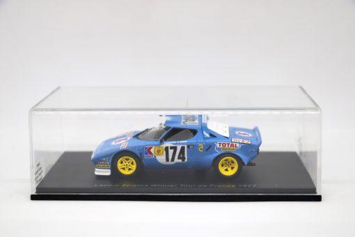 SPARK 143 Lancia Stratos Winner Tour de France 1977 TECA