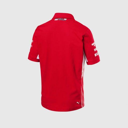 Polo Scuderia Ferrari 2018 bambino 2