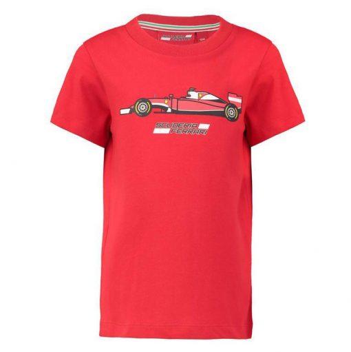 T shirt Ferrari SF16h bambino