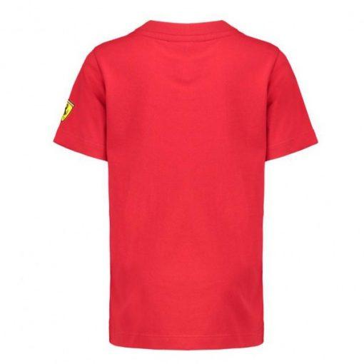 T shirt Ferrari SF16h bambino retro
